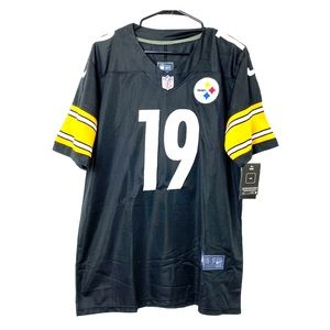 Nike Other - Men Pittsburgh Steelers JuJu Smith-Schuster Jersey